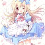 やっぱり可愛い、不思議の国のアリスなアリスコスチューム来ている美少女の定期的に見たい萌え画像100連発!