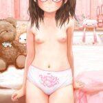 【39枚】女児ショーツ、ロリパンツの無地やワンポイントで清楚感あふれてるぱんちゅ画像